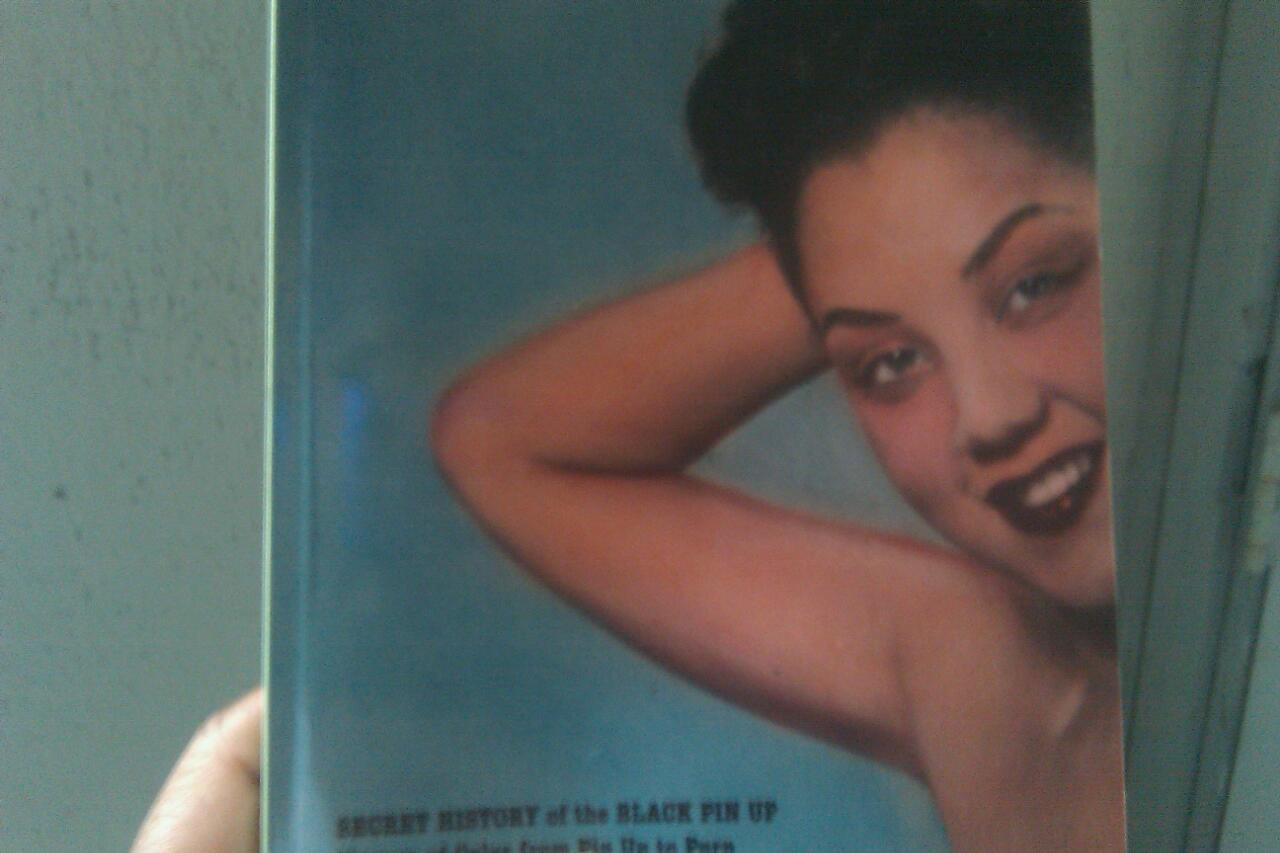 Black History: Decoding Dan Burley, & the History of Black Pin-Up