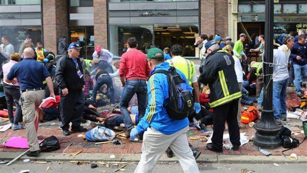 a history of the boston marathon bombing