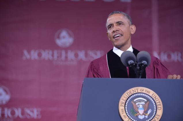 Obama, Morehouse College, & His Deadbeat Mom? - Madness & Reality