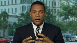 Can somebody tell Don Lemon to keep his inner conservatism in the closet?