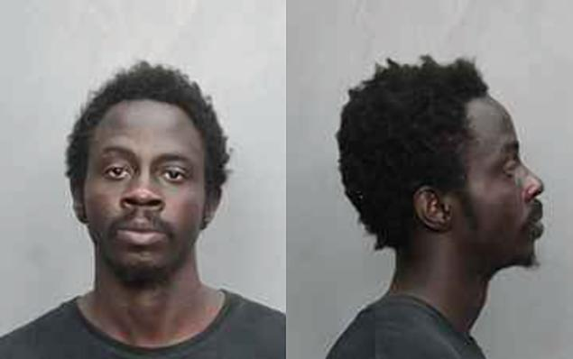Earl Sampson, 28, has been stopped by Miami Gardens police 258 times in four years, searched more than 100 times, and jailed 56 times at the store where he works for no reason.