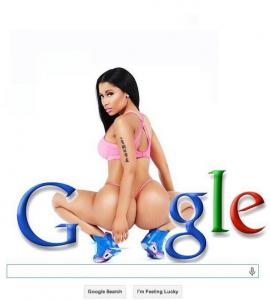 NickiMinajGoogle