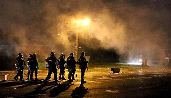 "#Ferguson: The ""Violence Never Solves Anything"" Argument ..."