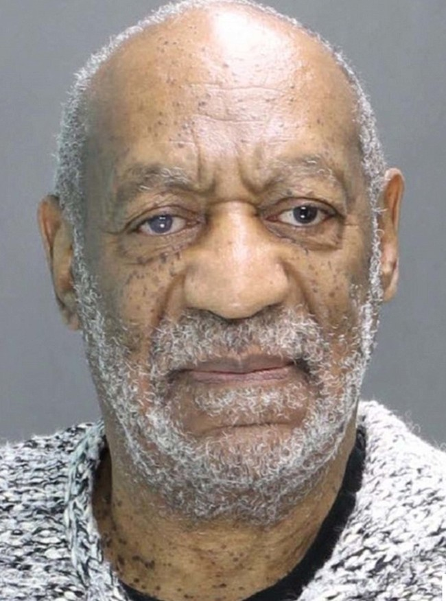 Bill Cosby Mugshot at Cheltenham Township Police Department in Philadelphia, PA Pictured: Bill Cosby Ref: SPL1200850  301215   Picture by: London Entertainment /Splash Splash News and Pictures Los Angeles:310-821-2666 New York:212-619-2666 London:870-934-2666 photodesk@splashnews.com