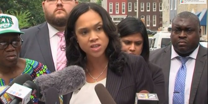 State Attorney Marilyn Mosby