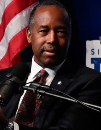 """Like His Stupidity, Ben Carson Says Poverty is a """"State of Mind"""""""