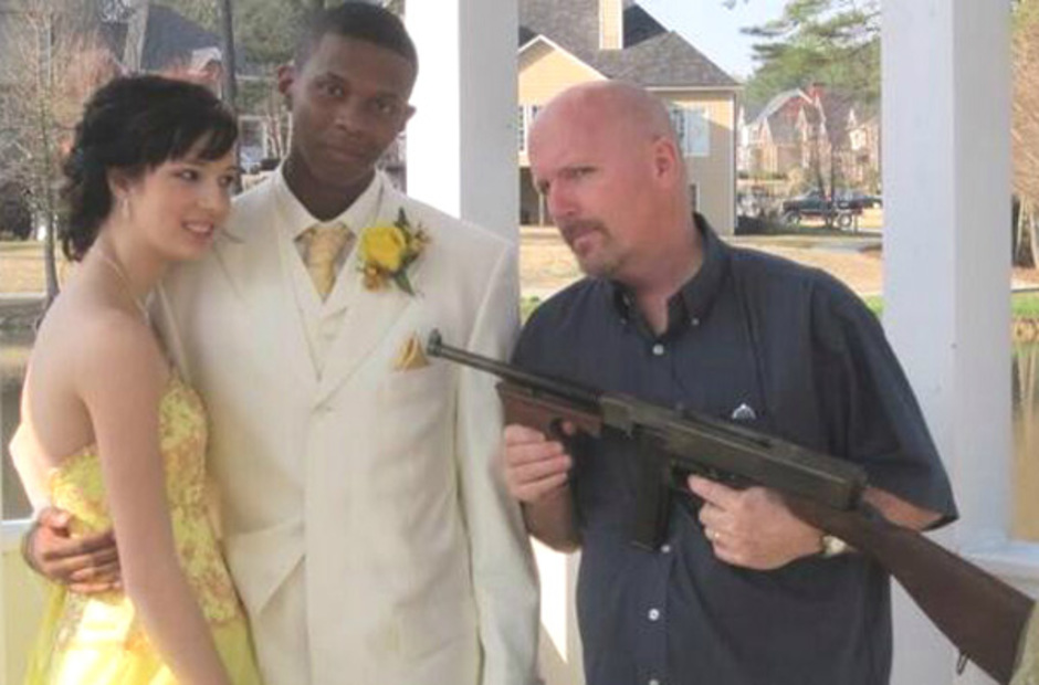 Tuxedos Prom Gowns Guns Madness Reality