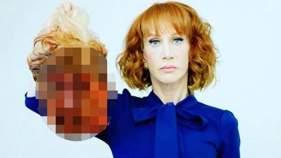 Kathy Griffin Was Wrong, But You're Still Deplorable ...